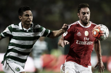 Derby 2015/2016, 'Take 2': Sporting de Jesus leva vantagem ante Benfica