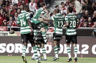 (FOTO: César Santos/Facebook Sporting Clube de Portugal)