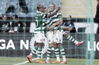 Foto: Sporting Facebook/César Santos