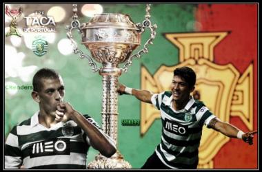 Com a Taça nas mãos, o Braga resolveu dar vida ao vencedor Sporting