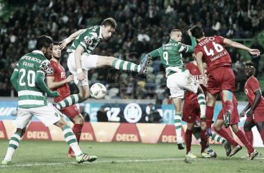 Foto de: César Santos/Sporting CP Facebook