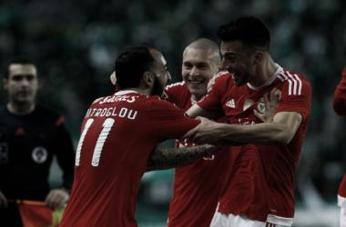 Foto: Divulgação/Benfica