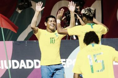 Foto: Team Brasil