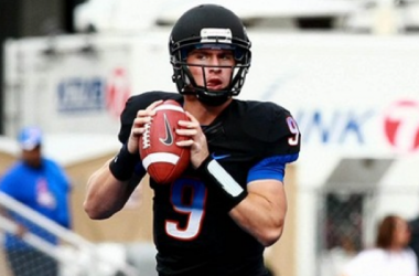 Senior Grant Hedrick will look to get Boise State back on top of the Mountain West. Brian Losness-USA TODAY Sports