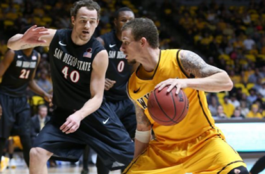 San Diego State Upends #25 Wyoming In Laramie