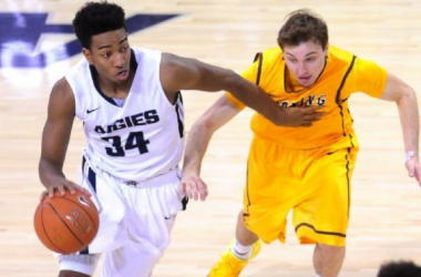 Utah State Ends Wyoming Hot Streak With Win At Home