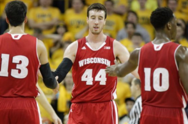 Iowa Hawkeyes No Match For Determined #4 Wisconsin Badgers