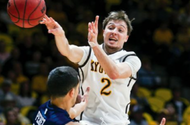 Wyoming Keeps Pace In Mountain West With Win Over Nevada