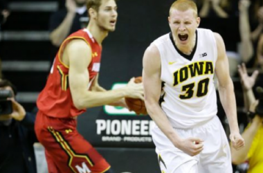 #17 Maryland Continues Downward Slide, Loses To Iowa