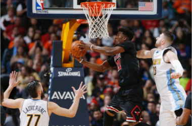 Chicago Bulls Blow Big Lead, Lose To Denver Nuggets 115-110