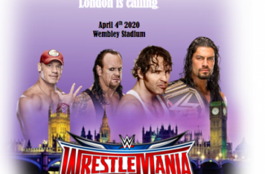 Could London ever be a host for WrestleMania? (image: Joel Lampkin)