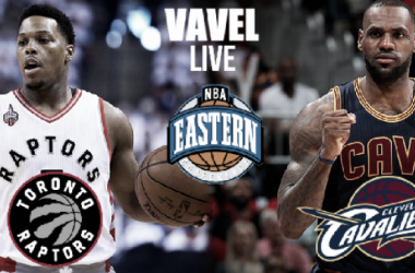 Final: Live Commentary from the Cleveland Cavaliers' 115-84 Game One Victory Over the Toronto Raptors