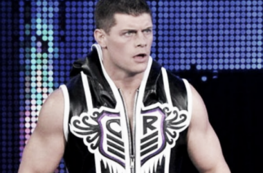Cody Rhodes done with WWE