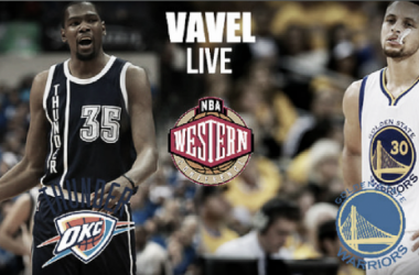FINAL: Live Commentary from the Golden State Warriors' 120-111 Game 5 win over Oklahoma City Thunder