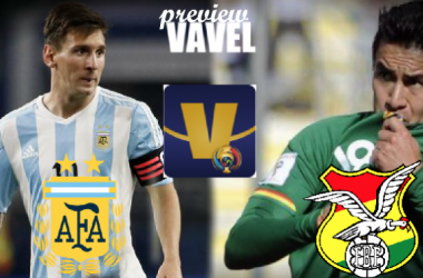 Copa America Centenario: Argentina looks to sweep group stages, Bolivia looking for a point