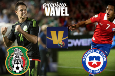 Copa America Centenario: Mexico Against Chile in Mouthwatering Quarterfinal Matchup