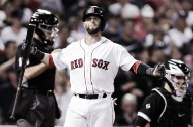 2B Dustin Pedroia is just five for his last 25 at the plate. | AP