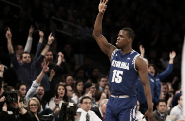 Isaiah Whitehead selected by the Brooklyn Nets with the 42nd overall pick