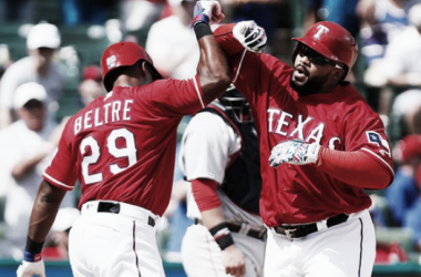 Fielder clobbered his seventh homer of the season in the sixth inning. | AP