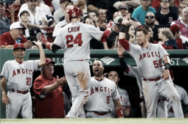 C.J. Cron went off for a 6-for-6 night with two home runs and five RBI. | Photo: Associated Press