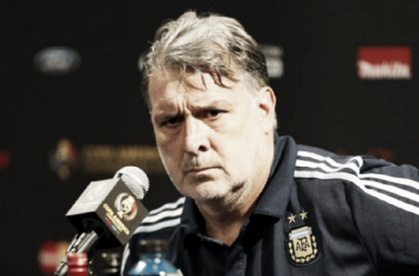 Gerardo Martino resigns, and the future of the federation is looking bleak | photo courtesy of Agencia EFE
