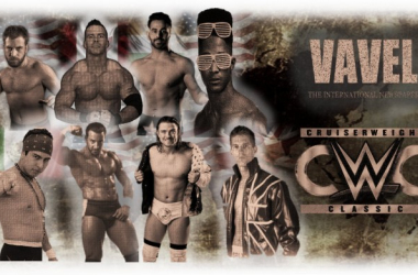 All the competitors of The Cruiserweight Classic: Episode Three (image: Joel Lampkin)