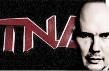 Billy Corgan seems to be losing his grip on TNA (image: Joel Lampkin)
