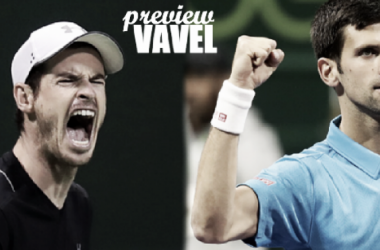 ATP Doha final preview: Andy Murray vs Novak Djokovic