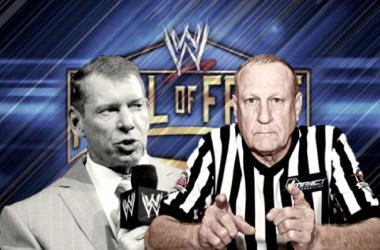 Earl Hebner on lack of WWE HOF induction (image: joel lampkin)