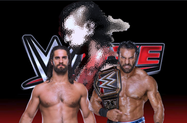 Seth Rollins challenged for the WWE Championship - a SmackDown Title despite being a Raw superstar (image: joel lampkin)