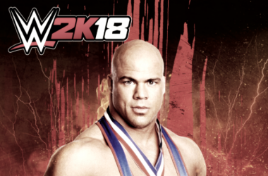 Kurt Angle will feature in WWE 2K18 (image: Twitter)