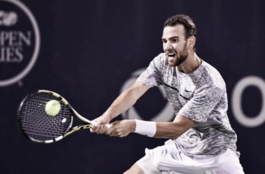 ATP Cincinnati: Adrian Mannarino talks about improved consistency