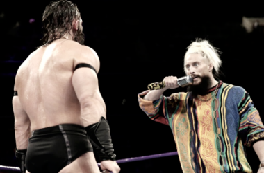 Enzo Amore became the latest member of 205 Live (image: Twitter)