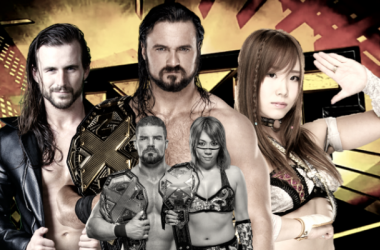 The NXT division is in a state of transition (image: Joel Lampkin)