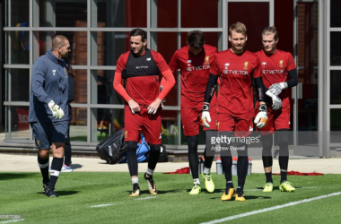 Simon Mignolet remains Liverpool's first-choice goalkeeper - for the moment at least(Sky Sports)
