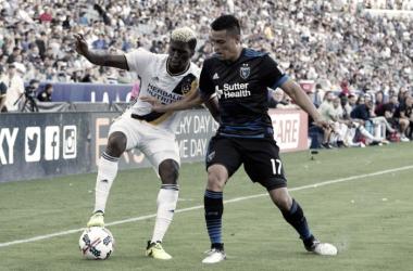 Houston Dynamo Acquire Darwin Cerén