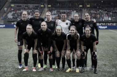 Portland Thorns host their annual tournament. | Source: Jenny Chuang - VAVEL USA