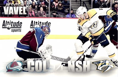 Colorado Avalanche vs Nashville Predators playoff preview. (Photo montage: Vavel)