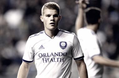 Chris Mueller has been in good form in his rookie season | Photo: MLS Soccer