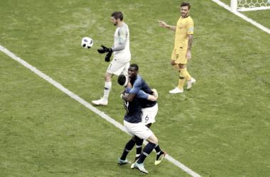 Pogba marcó el gol definitivo del juego / Foto: FIFA