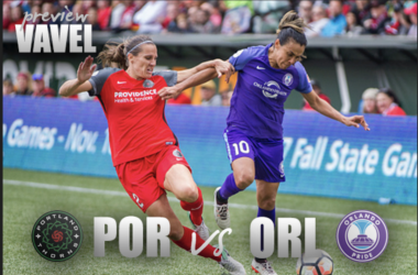 Portland Thorns v. Orlando Pride Preview: Teams vie for third place