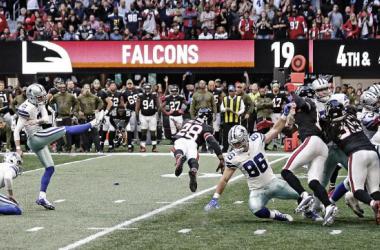 Maher conectó el FG definitivo / Foto: Dallas Cowboys