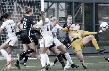 Reign FC and Orlando Pride earn a point at Cheney Stadium