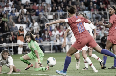 Carli Lloyd and USWNT down Portugal 3-0