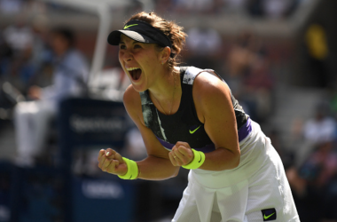 US Open: Bencic passes Vekic test to secure  a final four spot
