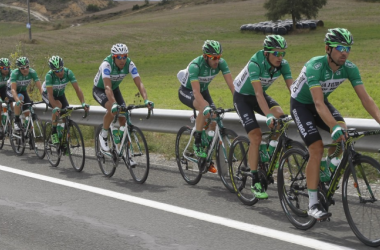 Sergio Pardilla liderará a Caja Rural en la Vuelta a Andalucía
