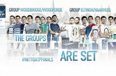 The eighth teams vying for the title (Photo: ATP World Tour)