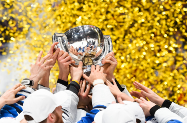 Finland became the 2019 IIHF World Champions (Photo: Matt Zambonin/HHOF-IIHF Images0