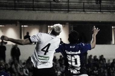 Em noite de Matheus Vidotto, São Bento e Figueirense empatam sem gols pela Série B
