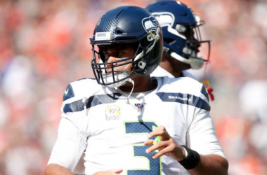 Russell Wilson and the Seattle Seahawks are 5-1 going into the game (Photo: Kirk Irwin)